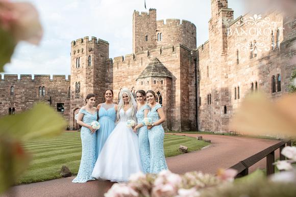 Scott & Gemma Peckforton Castle Wedding 00740