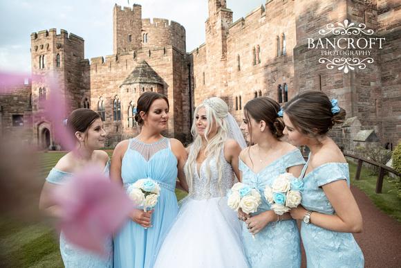 Scott & Gemma Peckforton Castle Wedding 00745