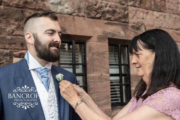 Scott & Gemma Peckforton Castle Wedding 00774