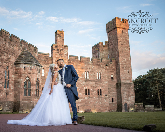 Scott & Gemma Peckforton Castle Wedding 00822