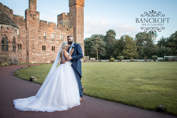 Scott & Gemma Peckforton Castle Wedding 00832