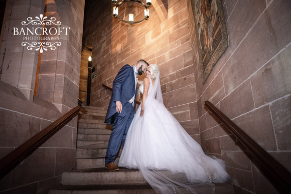 Scott & Gemma Peckforton Castle Wedding 00887
