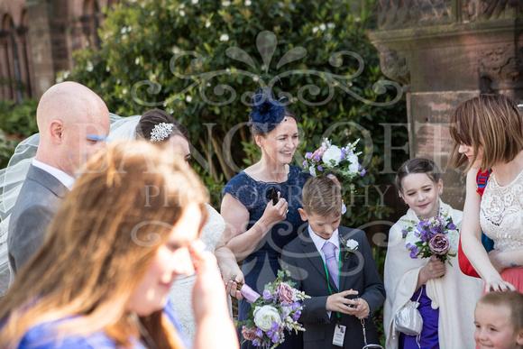 Robert & Kim Thornton Hall Wedding 2977