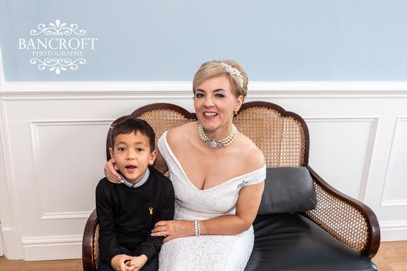 Dave & Sue - Statham Lodge Wedding 00035