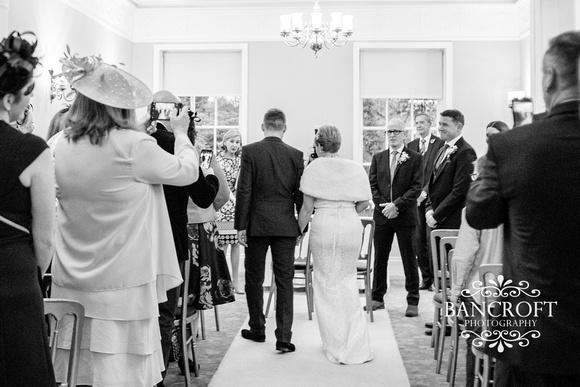 Dave & Sue - Statham Lodge Wedding 00133