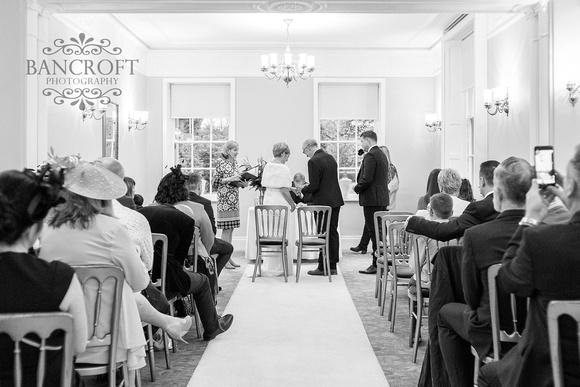 Dave & Sue - Statham Lodge Wedding 00183