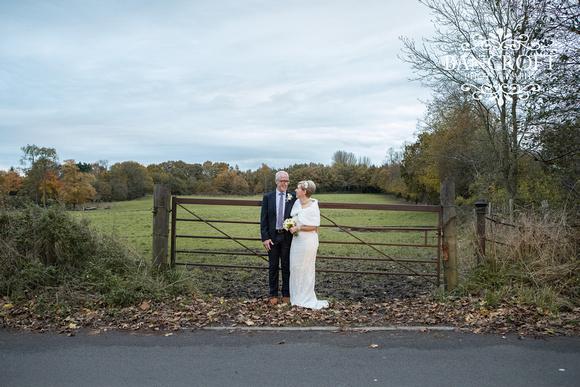 Dave & Sue - Statham Lodge Wedding 00262