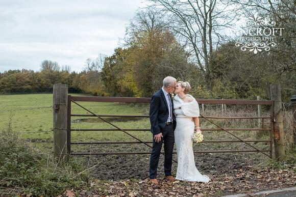 Dave & Sue - Statham Lodge Wedding 00265