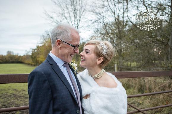 Dave & Sue - Statham Lodge Wedding 00270