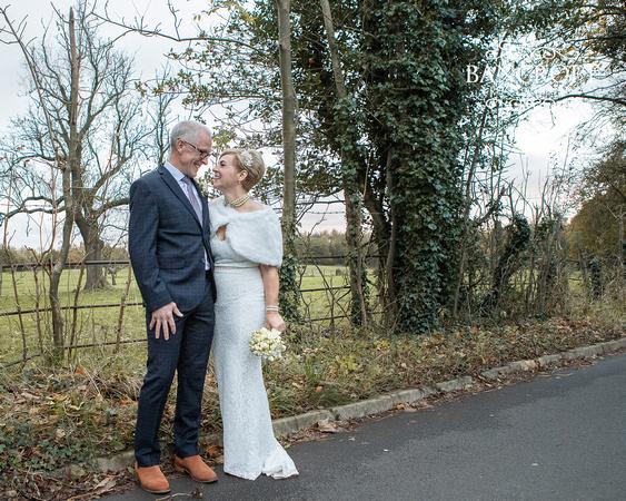 Dave & Sue - Statham Lodge Wedding 00287