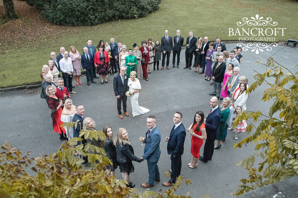 Dave & Sue - Statham Lodge Wedding 00308