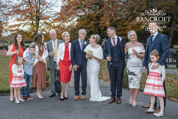 Dave & Sue - Statham Lodge Wedding 00324