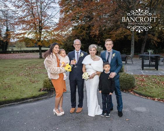 Dave & Sue - Statham Lodge Wedding 00329