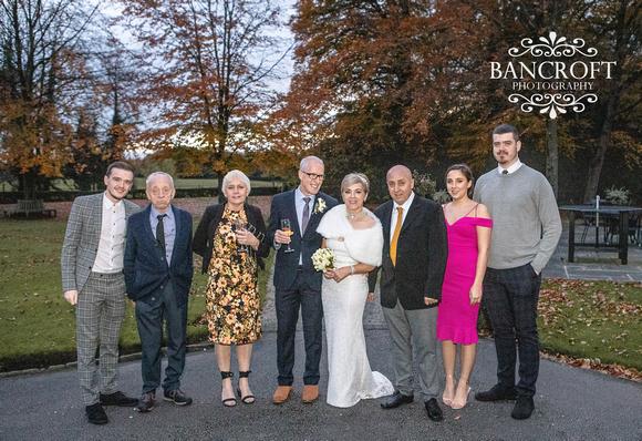 Dave & Sue - Statham Lodge Wedding 00348