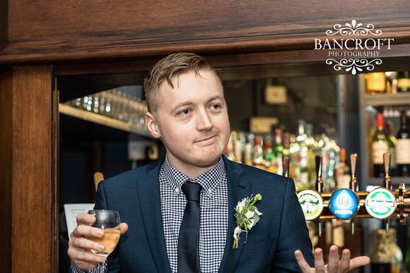 Dave & Sue - Statham Lodge Wedding 00435