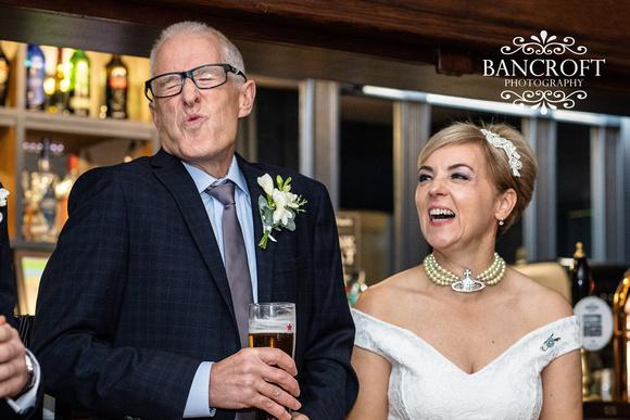 Dave & Sue - Statham Lodge Wedding 00455