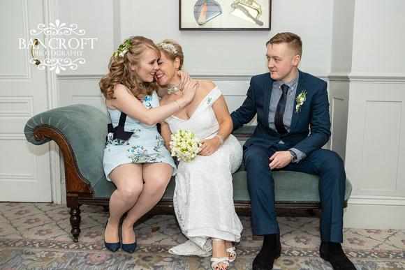 Dave & Sue - Statham Lodge Wedding 00498