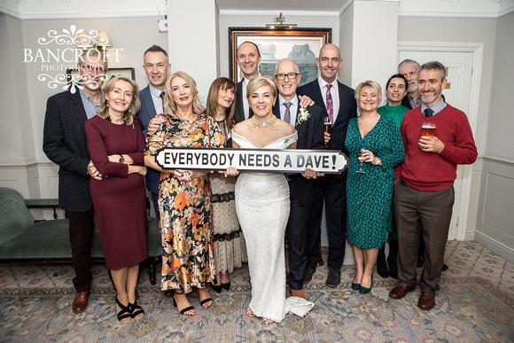 Dave & Sue - Statham Lodge Wedding 00558