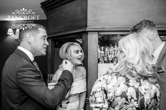Dave & Sue - Statham Lodge Wedding 00613