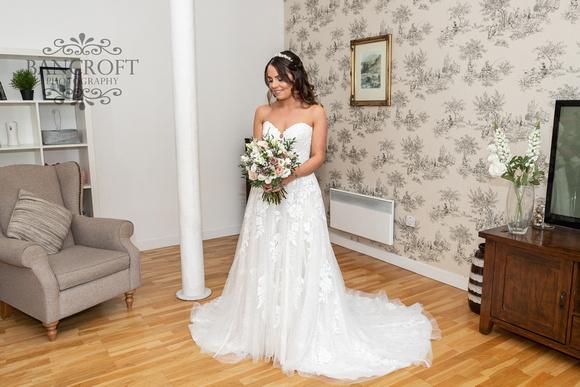 Robert & Shannon - House for An Art Lover Wedding 00106