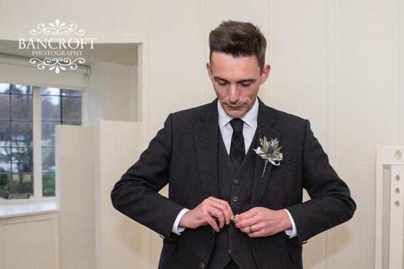Robert & Shannon - House for An Art Lover Wedding 00153