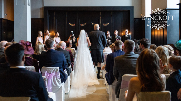 Robert & Shannon - House for An Art Lover Wedding 00214