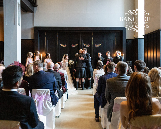 Robert & Shannon - House for An Art Lover Wedding 00217