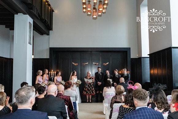 Robert & Shannon - House for An Art Lover Wedding 00220