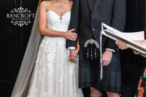 Robert & Shannon - House for An Art Lover Wedding 00247