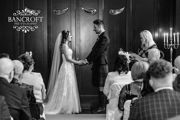 Robert & Shannon - House for An Art Lover Wedding 00252