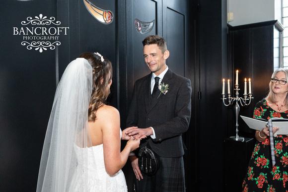 Robert & Shannon - House for An Art Lover Wedding 00262