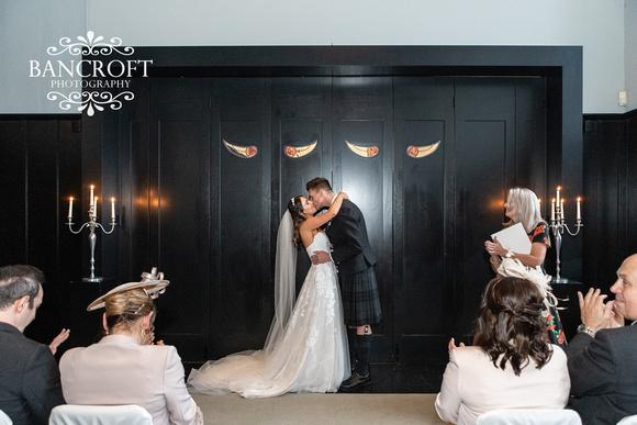 Robert & Shannon - House for An Art Lover Wedding 00271