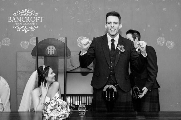 Robert & Shannon - House for An Art Lover Wedding 00277