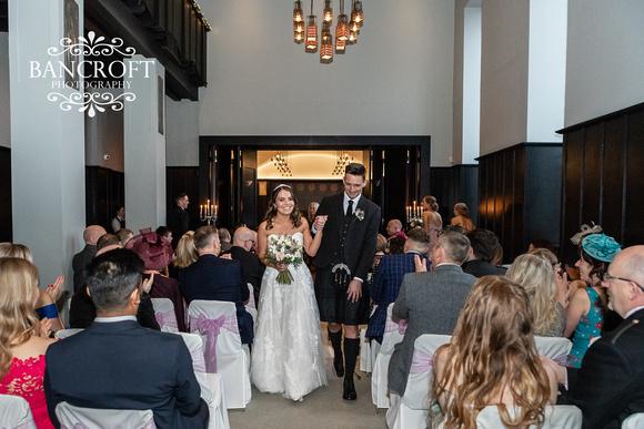 Robert & Shannon - House for An Art Lover Wedding 00288