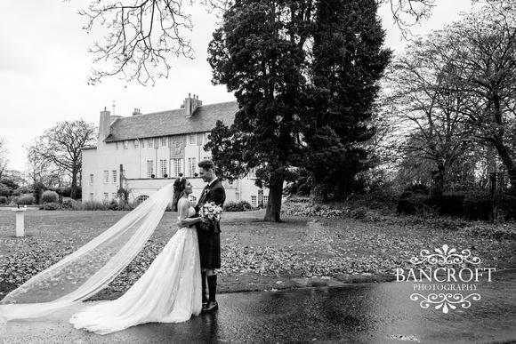 Robert & Shannon - House for An Art Lover Wedding 00308