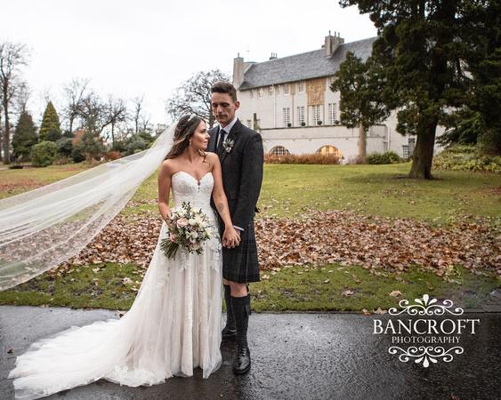 Robert & Shannon - House for An Art Lover Wedding 00310