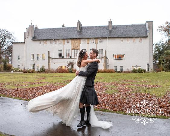 Robert & Shannon - House for An Art Lover Wedding 00319