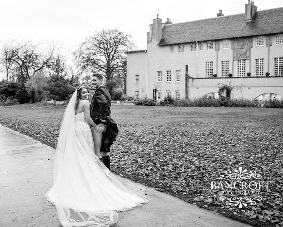 Robert & Shannon - House for An Art Lover Wedding 00332
