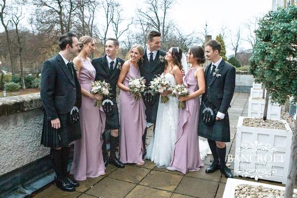 Robert & Shannon - House for An Art Lover Wedding 00415