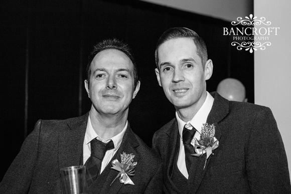 Robert & Shannon - House for An Art Lover Wedding 00556