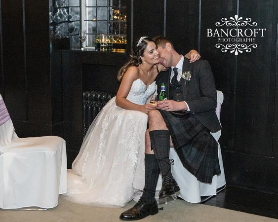 Robert & Shannon - House for An Art Lover Wedding 00570