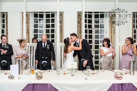 Robert & Shannon - House for An Art Lover Wedding 00591