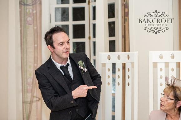 Robert & Shannon - House for An Art Lover Wedding 00708