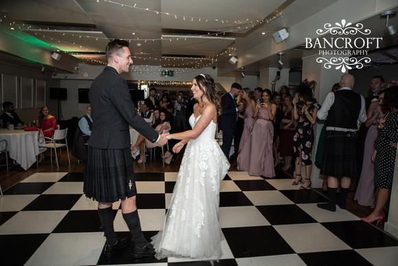 Robert & Shannon - House for An Art Lover Wedding 00746