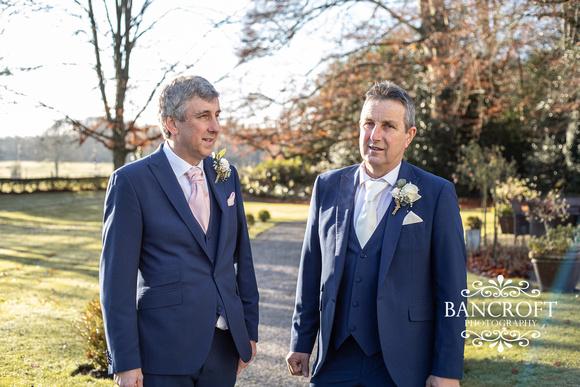 Steve & Nicola - Statham Lodge Wedding 00121