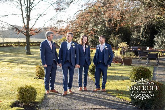 Steve & Nicola - Statham Lodge Wedding 00128