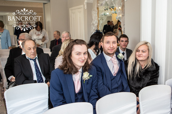 Steve & Nicola - Statham Lodge Wedding 00187