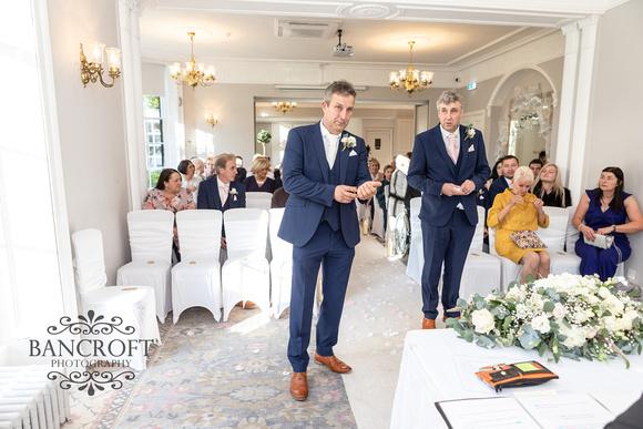 Steve & Nicola - Statham Lodge Wedding 00210