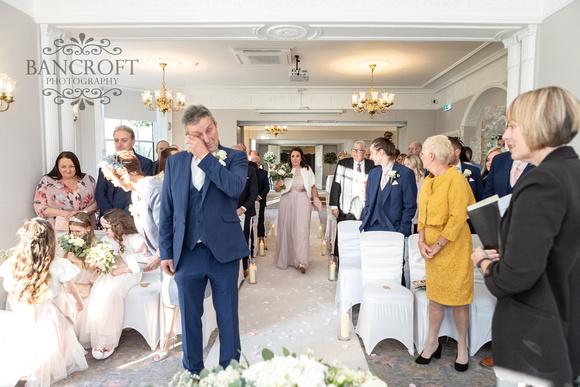 Steve & Nicola - Statham Lodge Wedding 00226