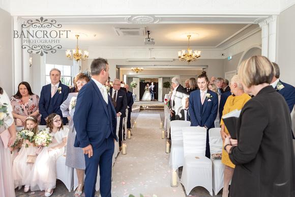 Steve & Nicola - Statham Lodge Wedding 00235